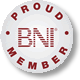 BNI Home Counties , London North and West Proud Member